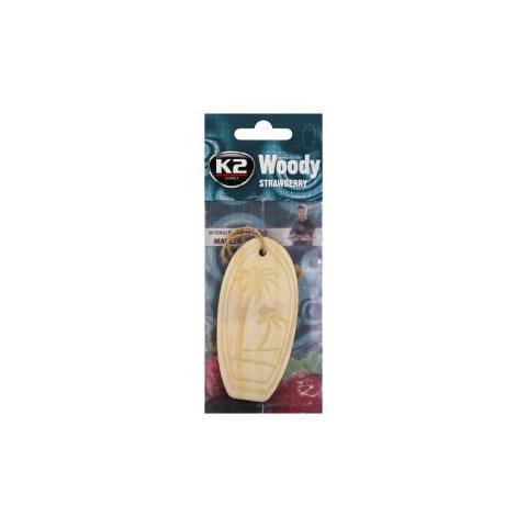 K2 WOODY drievko jahoda
