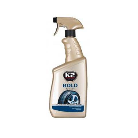 K2 BOLD na obnovu a čistenie pneumatik 700ml