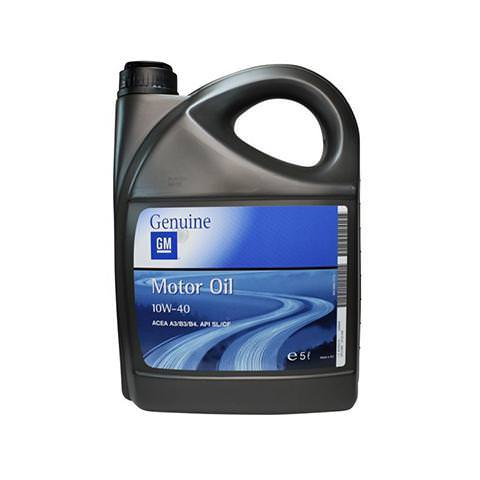 GM OIL  Opel GM 10W-40 5L