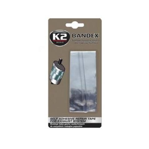 K2 Bandex 100cm - páska na opravu tlmiča výfuku
