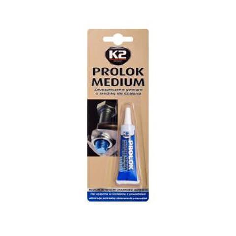 K2 Prolok 6 ml fixácia závitov (stredná)