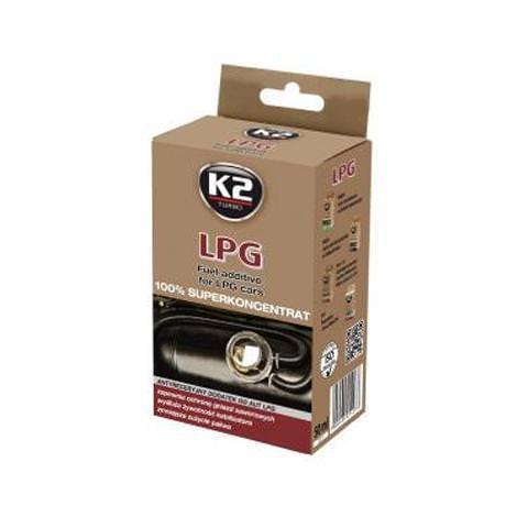 K2 LPG 50ml - prísada pre vozidlá poháňané LPG