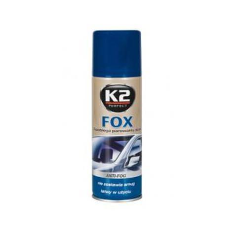 K2 Fox 200ml sprej proti zahmlievaniu okien