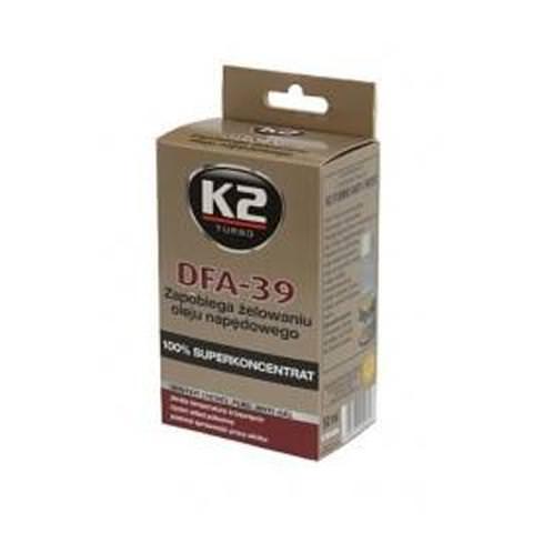 K2 DFA-39 50 ML - aditívum proti tuhnutiu nafty do -39°C