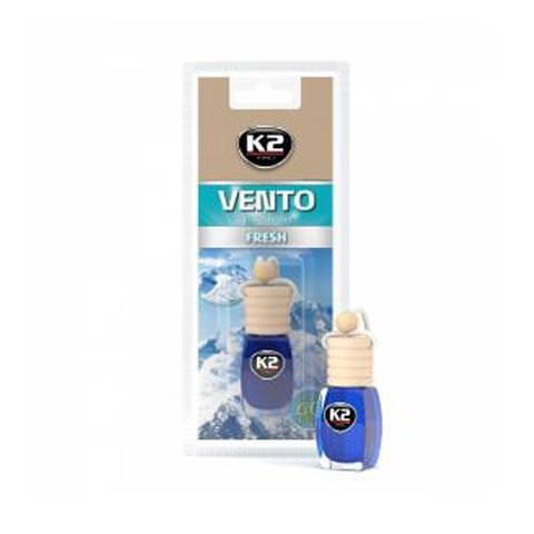 K2 Vento fresh 8 ml - osviežovač vzduchu vhodný do automobilu i domácnosti
