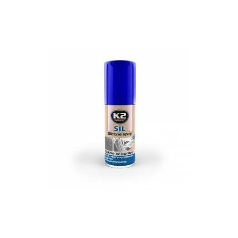 K2 SIL 50ml - 100 % silikónový spray