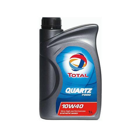 TOTAL  Motorový olej Quartz 7000 10W-40 1L