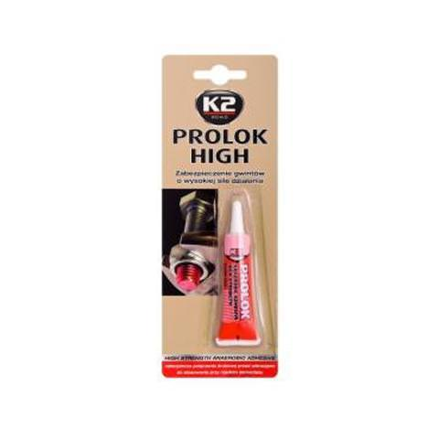 K2 Prolok 6 ml fixácia závitov (vysoká)