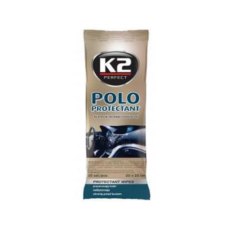 K2 Polo Protectant vlhčené utierky