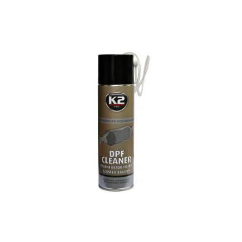 K2 DPF CLEANER 500ml - spray na regeneráciu DPF/FAP filtrov