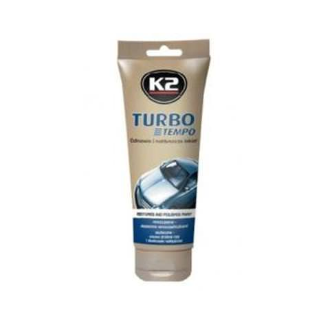 K2 Tempo turbo pasta 230g - leští a chráni lak