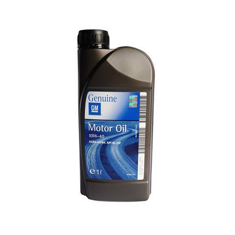 GM OIL  Opel GM 10W-40 1L