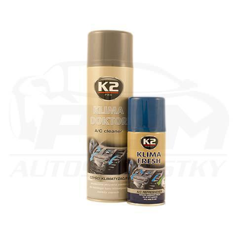 K2  Sada na čistenie a dezinfekciu klimatizácie