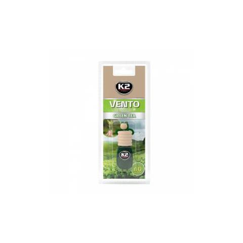 K2 Vento zelené jablko 8ml - osviežovač vzduchu vhodný do automobilu i domácnosti